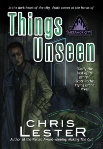 Things Unseen Cover